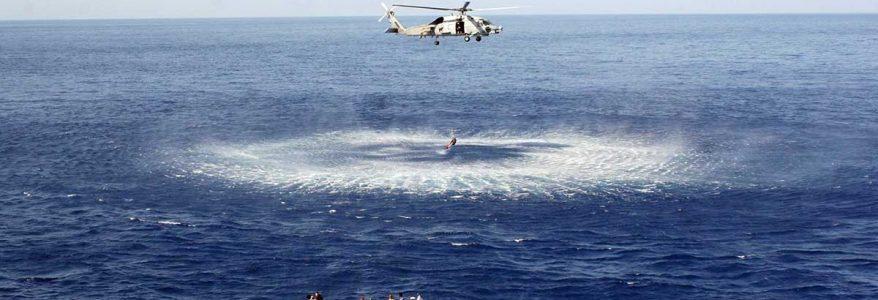 ความเสี่ยงในการกู้ภัยทางมหาสมุทร