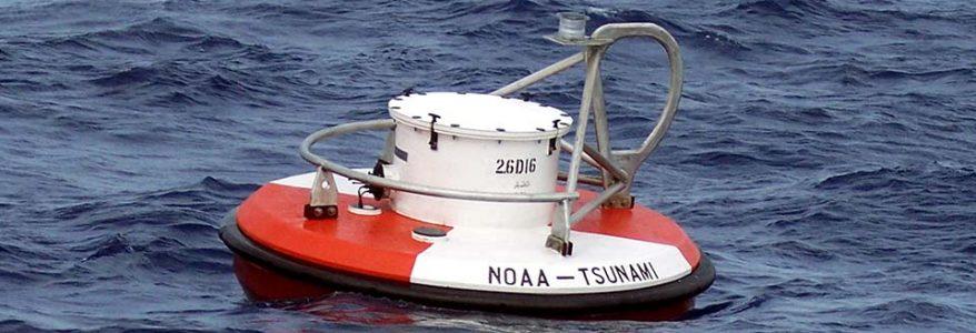 ระบบทุ่นเตือนภัยทางทะเล
