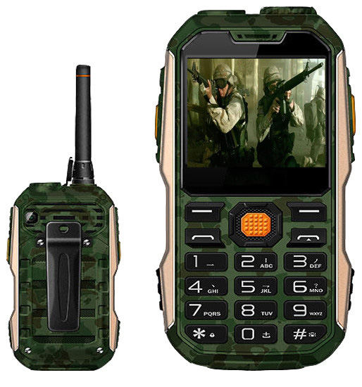 Phone-Radio